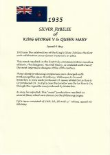 01 Fiji - 1935 Silver Jubilee of King George V & Queen Mary - Intro