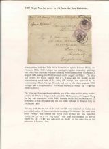 04 New Hebrides Sea Post 1841-1956