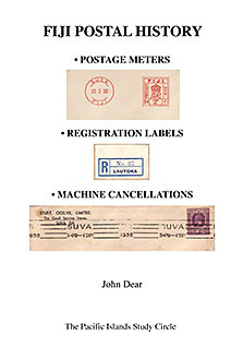 Postal History - Postage Meters, Registration Labels, Machine Cancellations