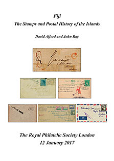 Fiji Display at the Royal Philatelic Society London