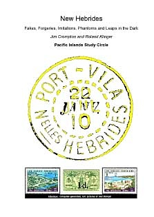 New Hebrides Fakes and Forgeries